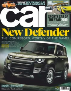 Car UK – October 2019