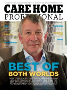 Care Home Professional – September 2019