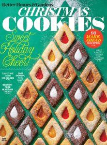 Christmas Cookies – September 24, 2019