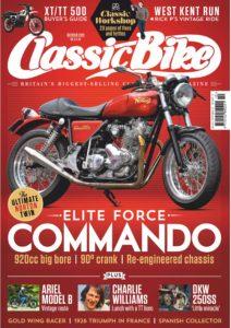 Classic Bike UK – October 2019