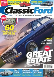 Classic Ford – October 2019
