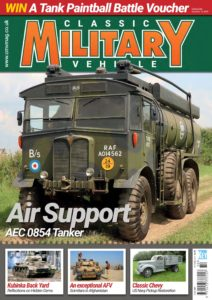 Classic Military Vehicle – October 2019
