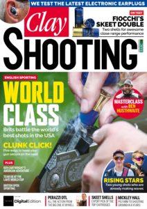 Clay Shooting – October 2019