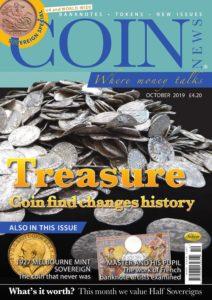 Coin News – October 2019