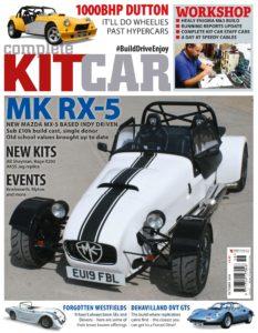 Complete Kit Car – October 2019