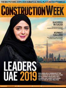 Construction Week Middle East – September 28, 2019