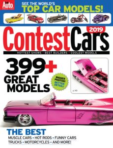 Contest Cars – September 2019