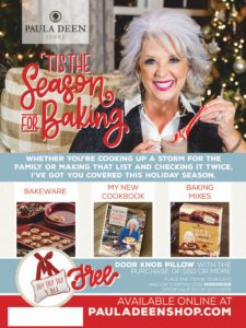 Cooking with Paula Deen Special Issues – October 2019