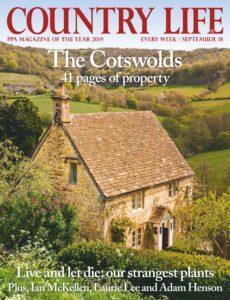 Country Life UK – September 18, 2019