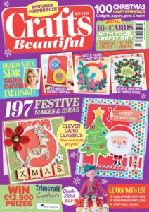 Crafts Beautiful – October 2019