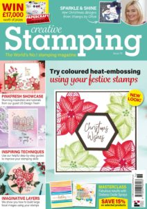 Creative Stamping – September 2019