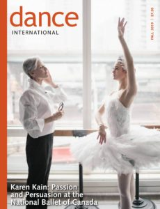 Dance International – Fall 2019