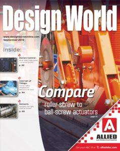 Design World – September 2019