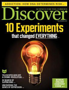 Discover – November 2019