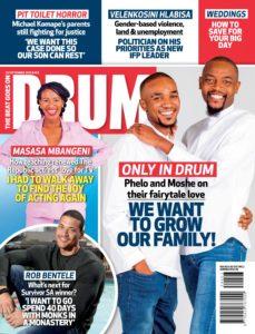 Drum – 26 September 2019