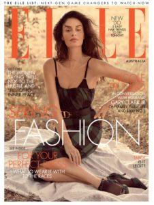 Elle Australia – October 2019