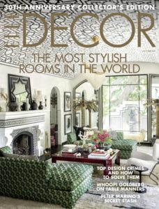 Elle Decor USA – October 2019