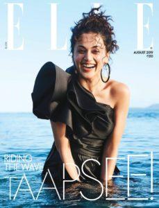 Elle India – August 2019