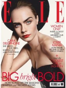 Elle UK – October 2019