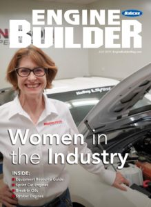 Engine Builder – July 2019