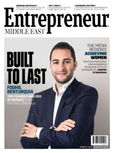 Entrepreneur Middle East – September 2019