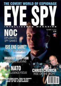 Eye Spy – Number 121 2019