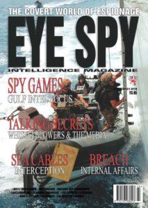 Eye Spy – Number 123 2019