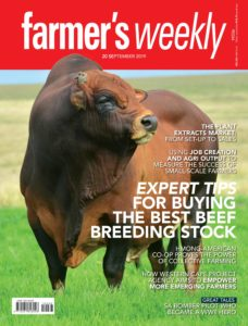 Farmer's Weekly – 20 September 2019