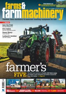 Farms and Farm Machinery – October 2019