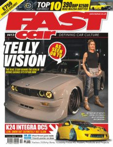 Fast Car – October 2019