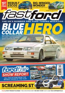 Fast Ford – October 2019