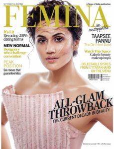 Femina India – September 24, 2019