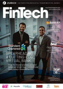 FinTech Magazine – September 2019