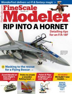 FineScale Modeler – November 2019