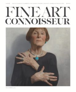 Fine Art Connoisseur – September-October 2019