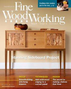 Fine Woodworking – September-October 2019