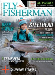 Fly Fisherman – October-December 2019