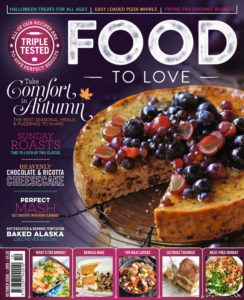 Food To Love – October 2019