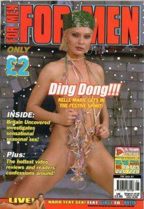 For Men – December 2004