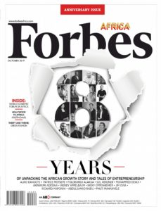 Forbes Africa – October 2019