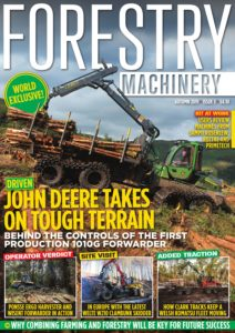 Forestry Machinery – October 2019