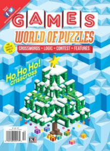 Games World of Puzzles – December 2019