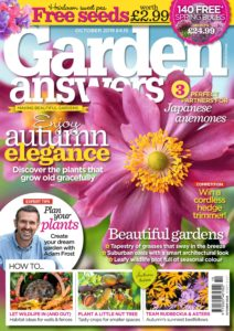 Garden Answers – October 2019