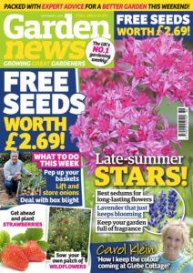 Garden News – 03 September 2019