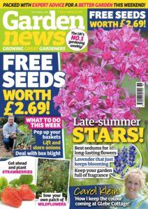 Garden News – 04 September 2019