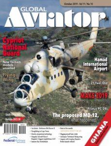 Global Aviator South Africa – October 2019