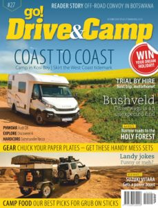 Go! Drive & Camp – October 2019