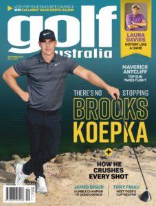 Golf Australia – September 2019