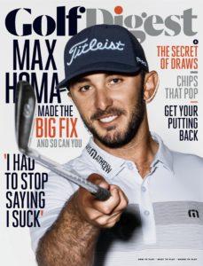 Golf Digest USA – October 2019