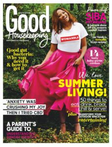 Good Housekeeping South Africa – September -October 2019